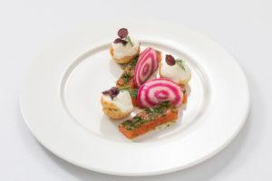 steffen-traiteur-luxembourg-mariage-entree-saumon-gravlax-suedois-chiogga