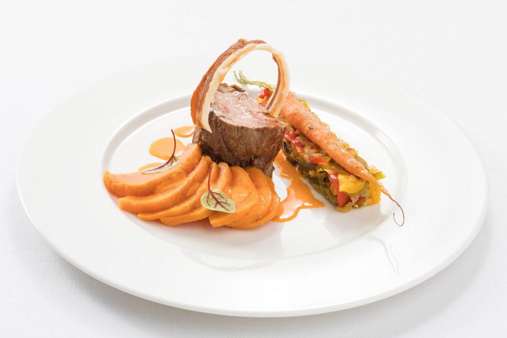steffen-traiteur-luxembourg-mariage-plat-mignon-veau-harissa-patate-douce