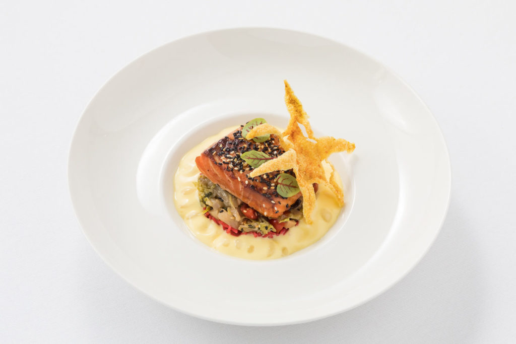 steffen-traiteur-luxembourg-mariage-plat-saumon-teriyaki-sesame-agrumes